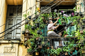 Windows of Yangon: Standing Against Time