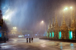 Yangon Rain
