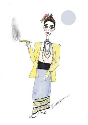 Sa Htones and Cigars, 19thCentury