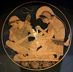 The Wail of Achilles and Gender Roles